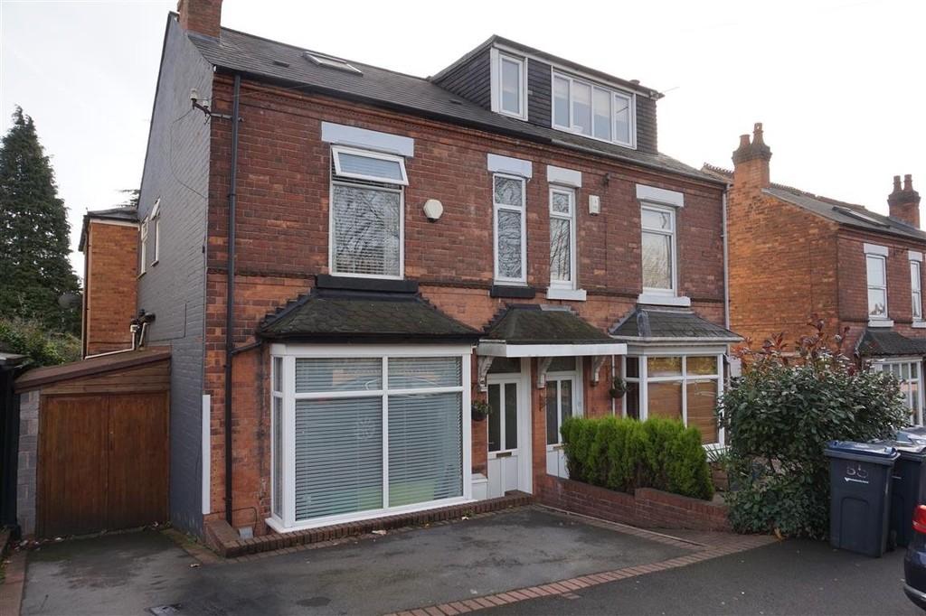 4 Bedroom Semi Detached House For Sale Jockey Road Sutton Coldfield B B73 5ph