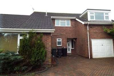5 Bedroom House To Rent QUEENS PARK Bournemouth BH8 9NG