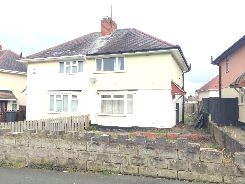 2 Bedroom Semi Detached House To Rent St Annes Road Wolverhampton Wv Wv10 6su