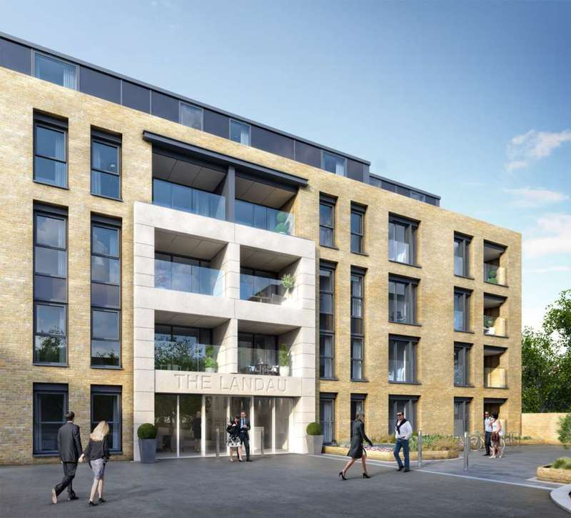 Two Bedroom Apartments London: 2 Bedroom Apartment For Sale, The Landau, Farm Lane
