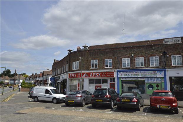 2 Bedroom Flat For Sale Stoneleigh Park Road Epsom Kt19