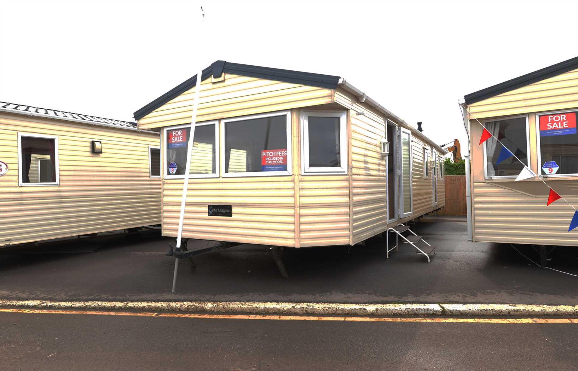 Fantastic Bedroom Caravan For Sale Harts Holiday Park Leysdown Road Leysdown