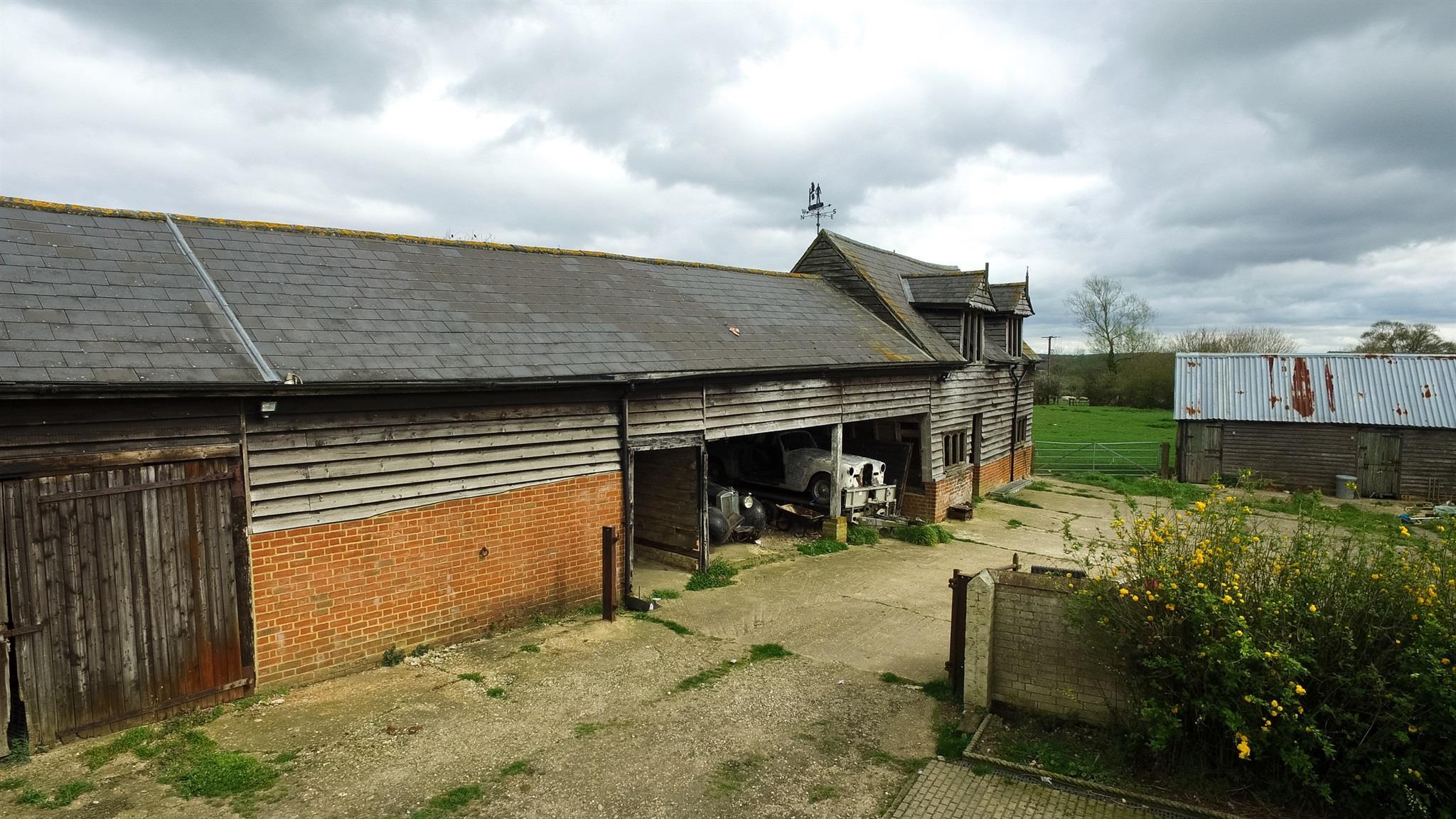 5 Bedroom Farm House For Sale Upper Hollingdon Farm House Leighton Buzzard Lu7 0dn