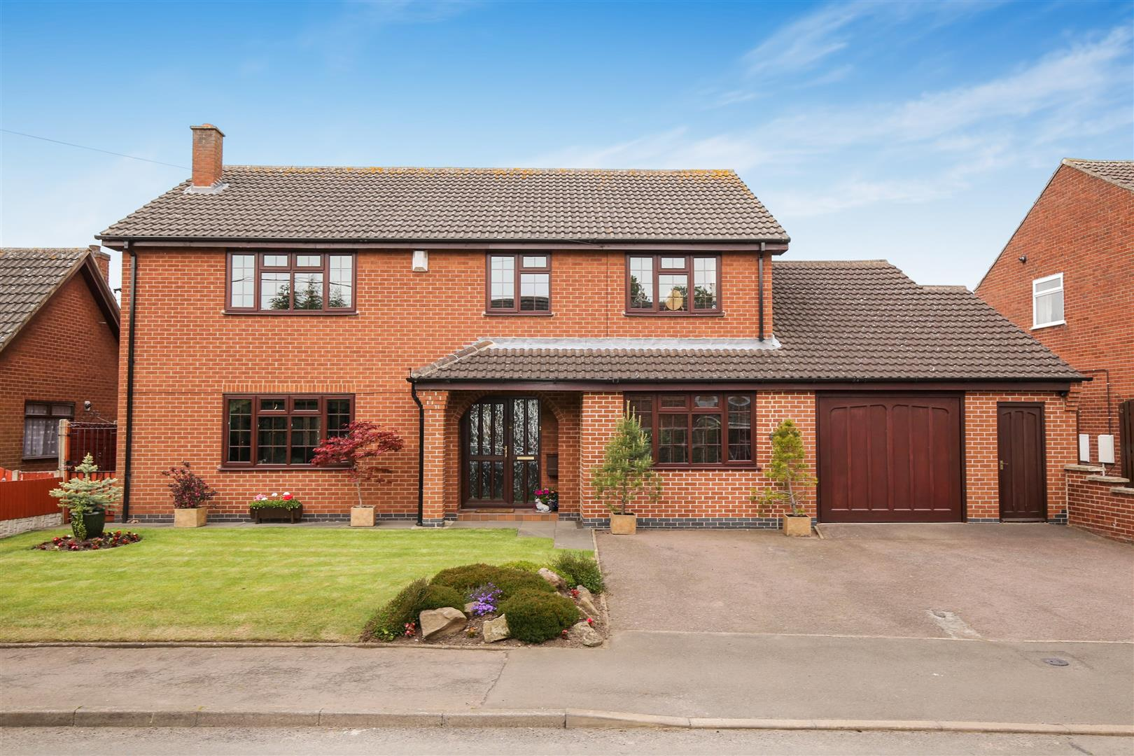 5 bedroom detached house for sale church street appleby magna swadlincote de de12 7bb for Appleby swimming pool timetable