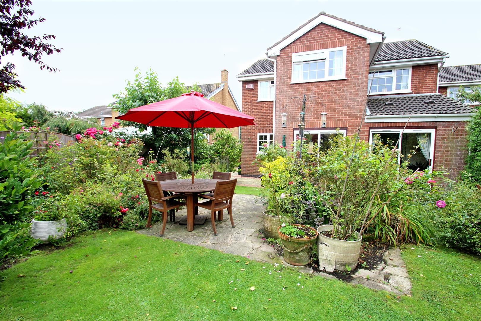 4 Bedroom Detached House For Sale Raglan Drive Gedling