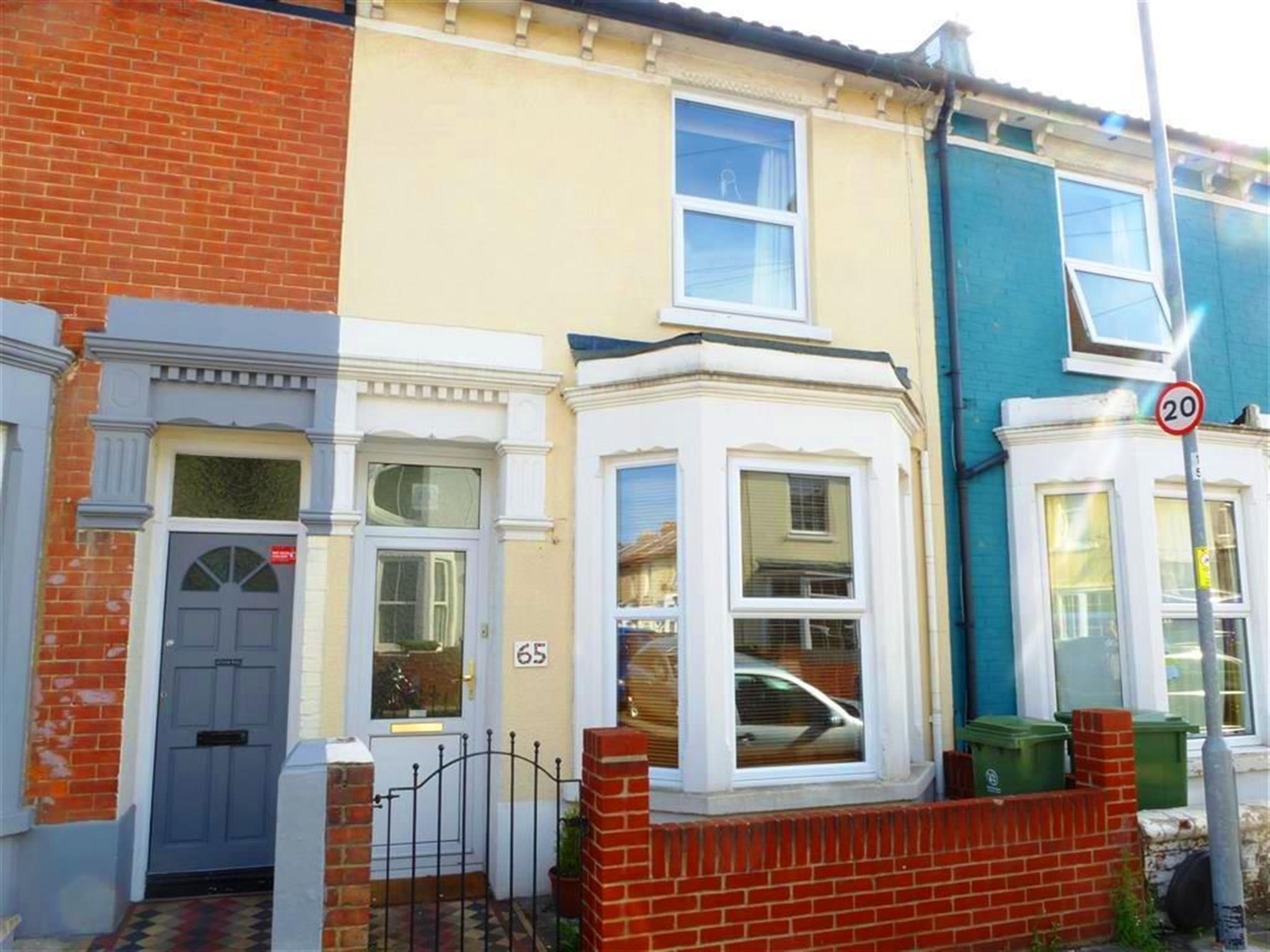 Is 747 A Good Credit Score >> 2 bedroom house to rent, Westfield Road, Southsea, PO4 9EP – TheHouseShop.com