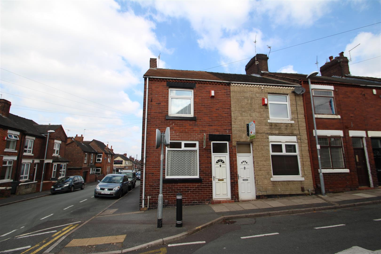2 Bedroom Terraced House To Rent Kelsall Street Burslem