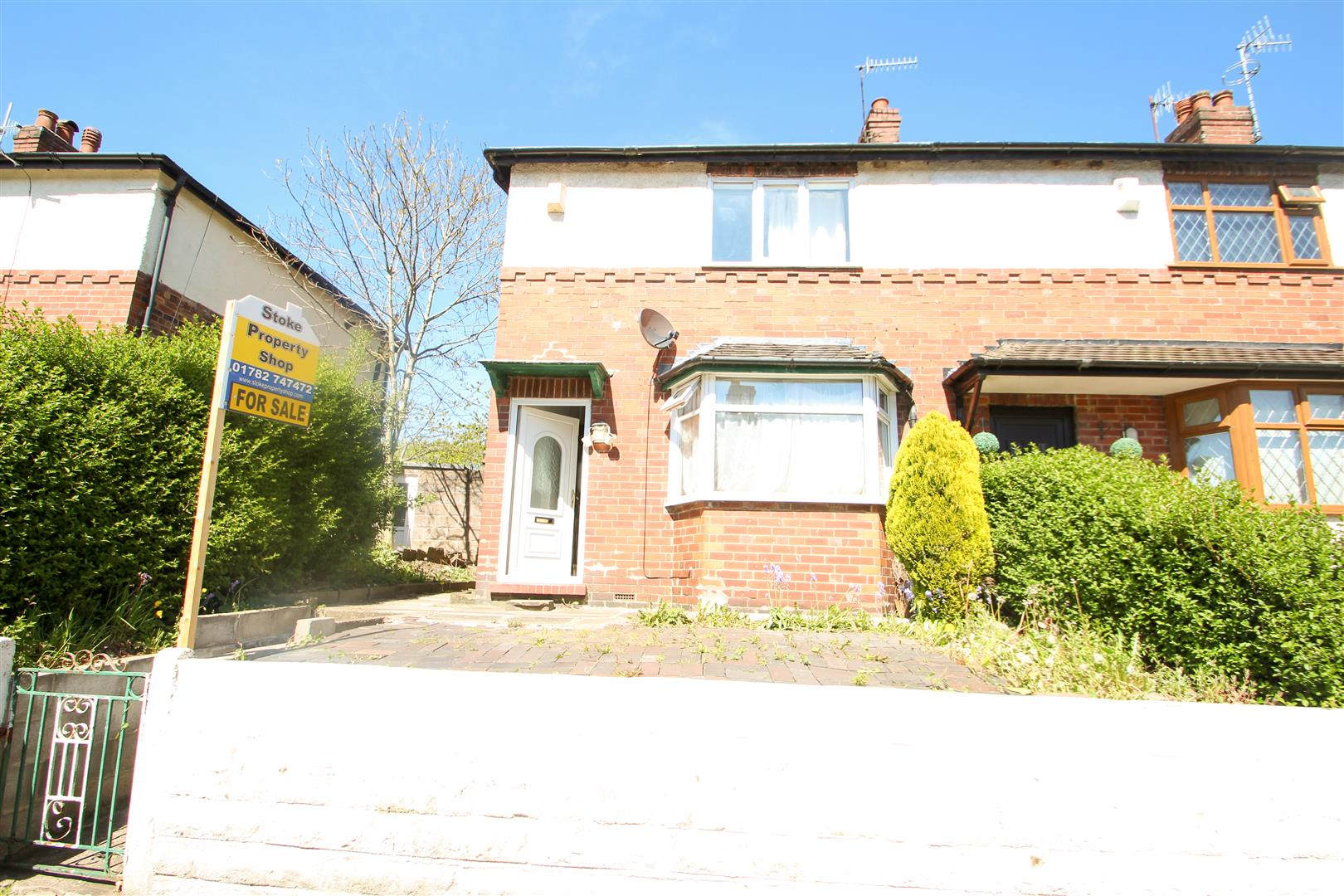 3 Bedroom Houses For Sale In Stoke On Trent 2 Town