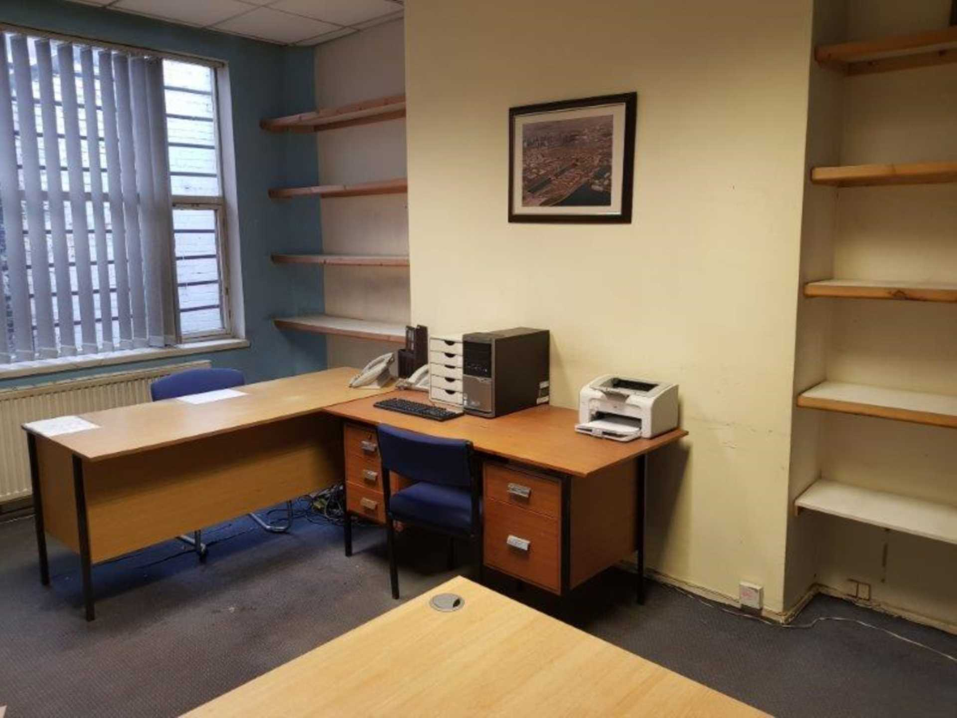 Office To Rent Swan Street Manchester M4 5ju
