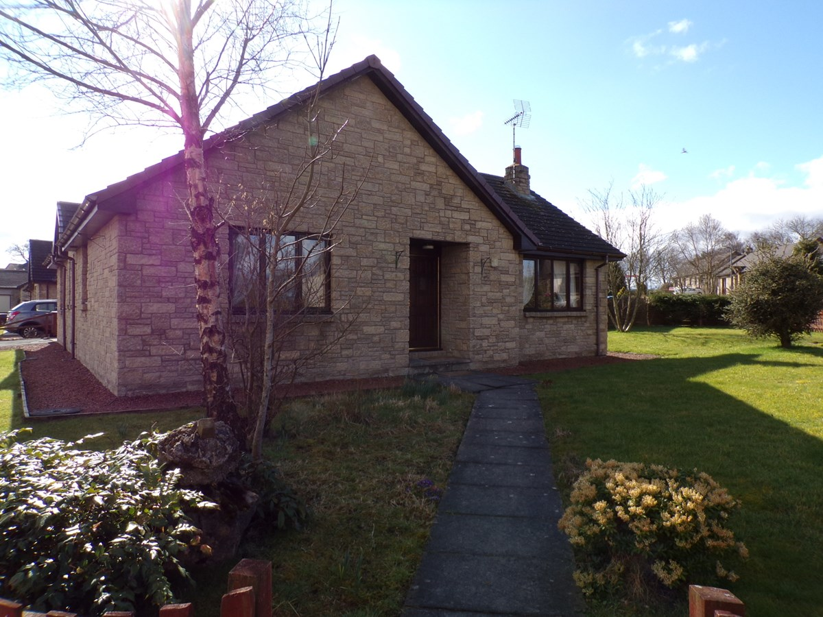 3 bedroom bungalow for sale heather cottages otterburn for Cottages and bungalows for sale