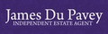 James Du Pavey Independant Estate Agents