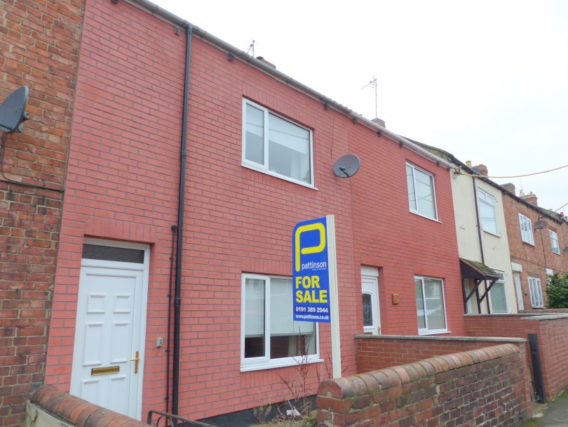 2 bedroom terraced house for sale hylton terrace pelton for The terrace land and house