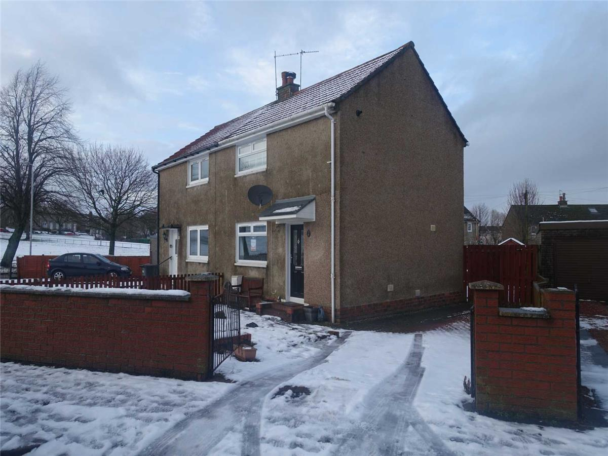 2 bedroom semi detached house to rent colonsay road for Paisley house