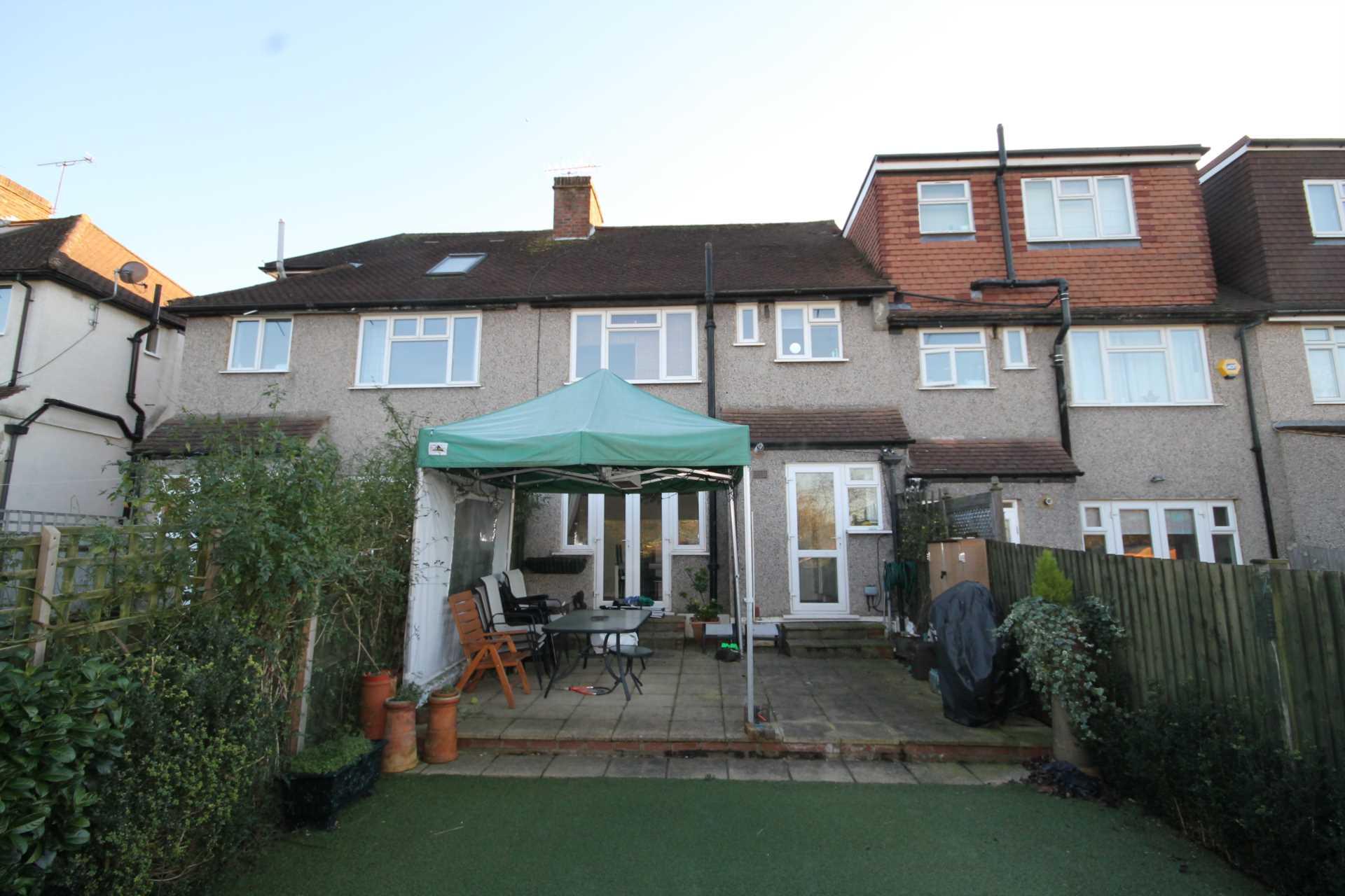 3 bedroom terraced house for sale hillcross avenue for Morden houses for sale