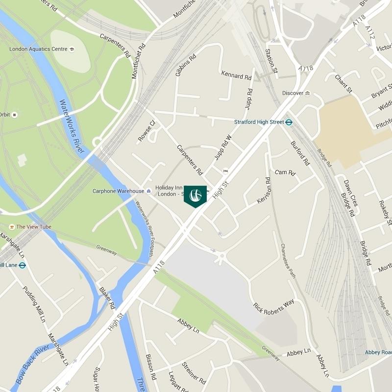 1 bedroom flat to rent, Stratford Riverside, Stratford ...