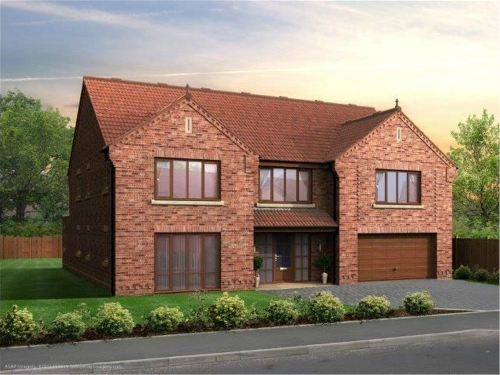 5 bedroom detached house for sale, New Detached House