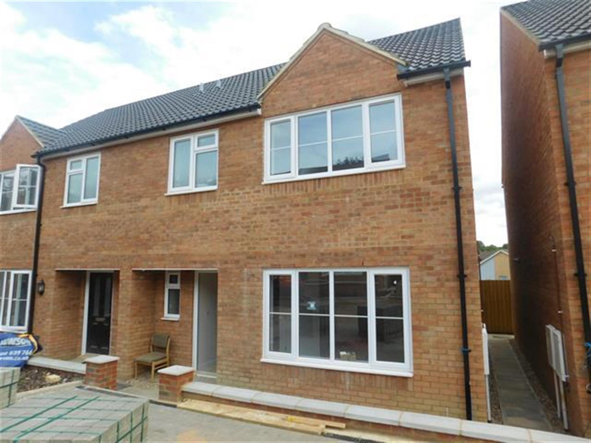 Brand New Properties To Rent Northamptonshire