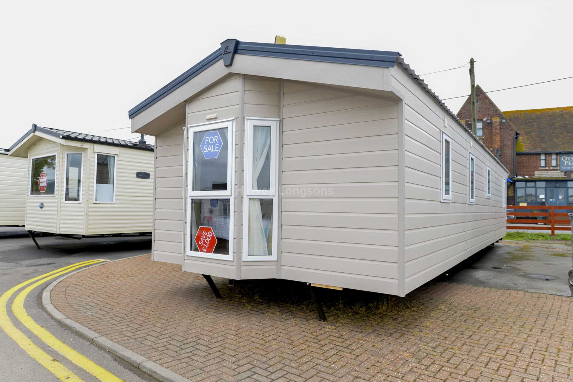 Original Caravan For Sale Seaview Holiday Park St Johns Road Whitstable
