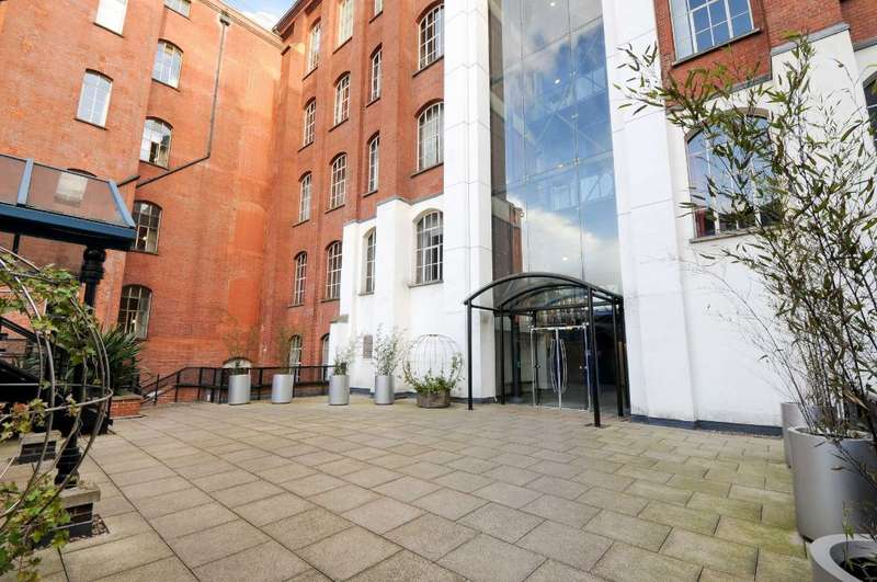 1 bedroom flat for sale, Bow Quarter, Fairfield Road