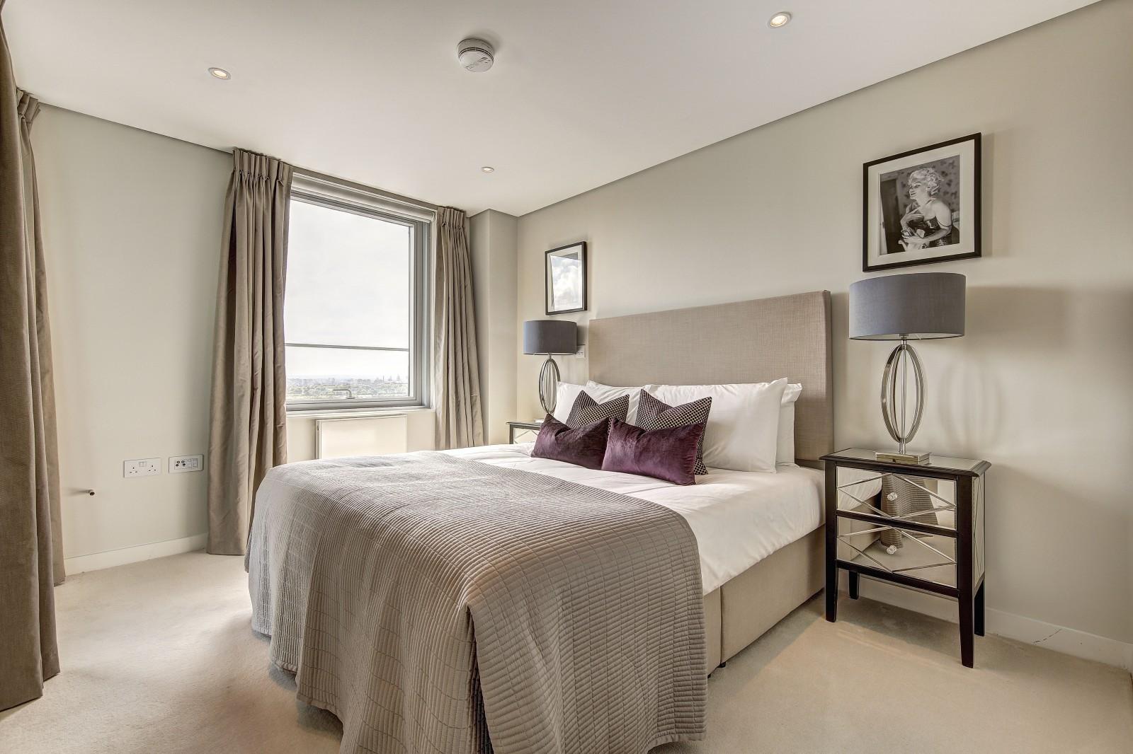 3 Bedroom Apartment To Rent Merchant Square East London W2 1ap