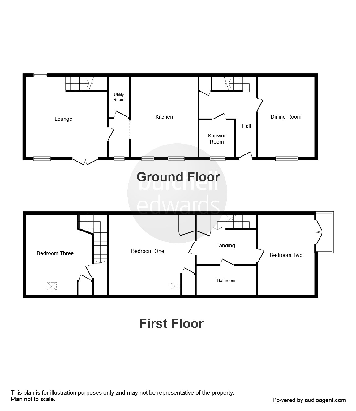 3 bedroom barn conversion for sale the granary barn for Barn conversion floor plans