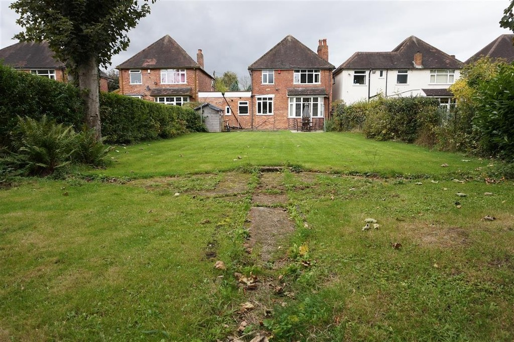 3 Bedroom House For Sale Sunnybank Road Sutton Coldfield