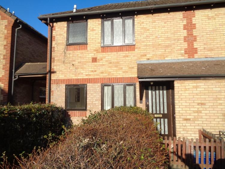 1 Bedroom Semi Detached House To Rent Broome Way Banbury