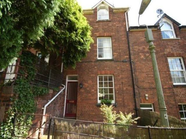 3 bedroom house to rent west view terrace exeter devon for Terrace exeter