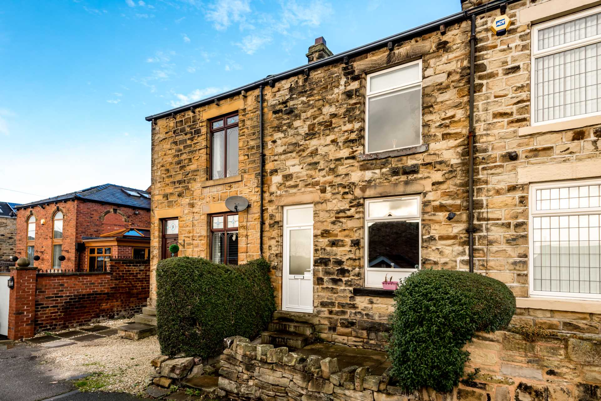 Yorkshire Terrace: 2 Bedroom Terraced House For Sale, School Street