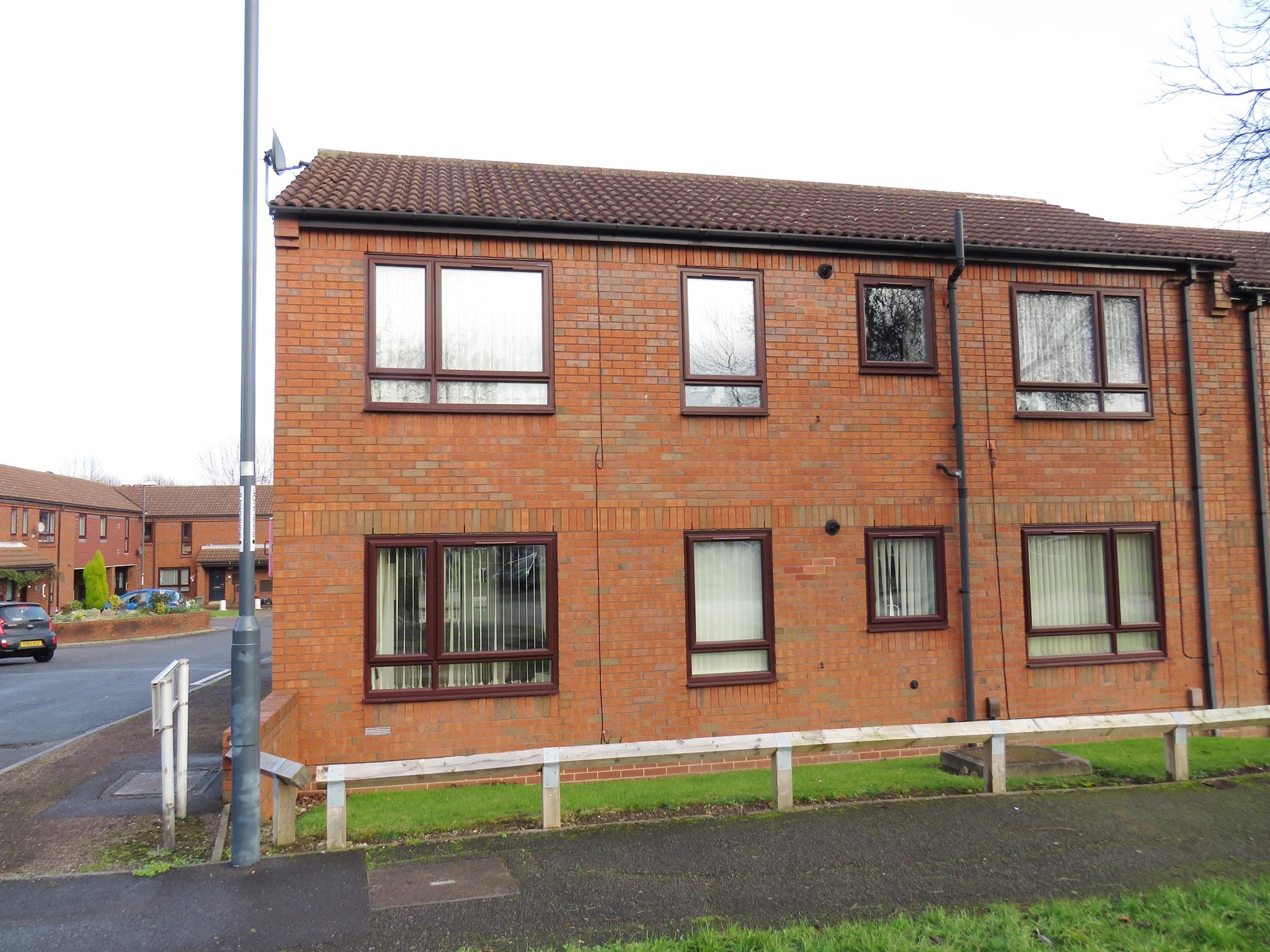 2 Bedroom Flat For Sale Ticknall Walk Sunnyhill Derby