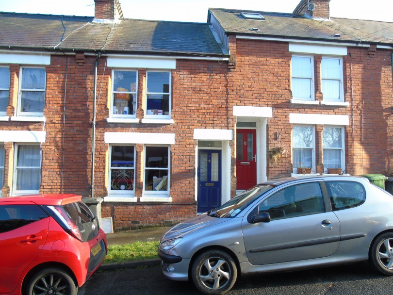 Is 747 A Good Credit Score >> 2 bedroom terraced house to rent, St. Johns Road, Winchester SO, SO23 0HQ