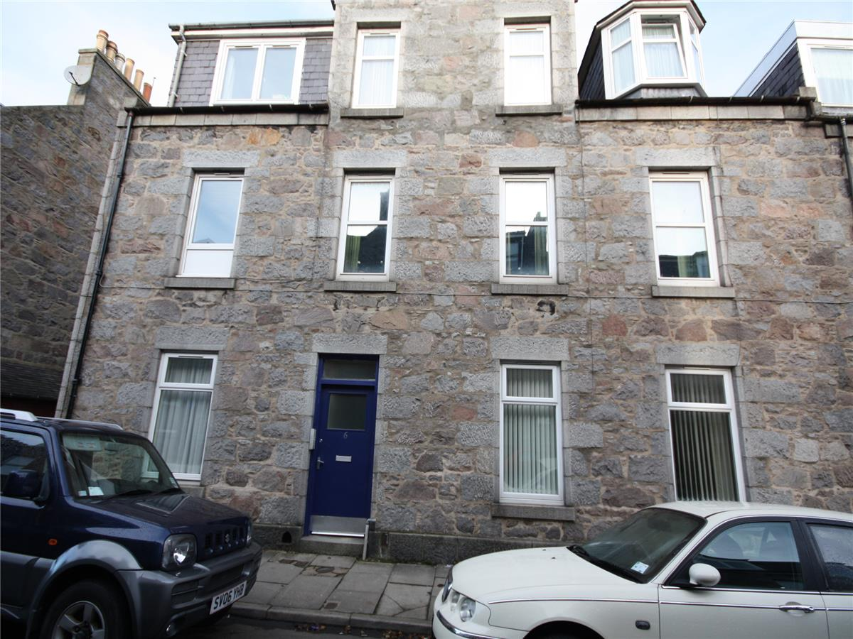 Property To Rent From May  In Aberdeen