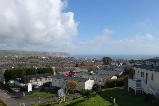 2 Bedroom Caravan For Sale Swanage Coastal Park BH19 2RS