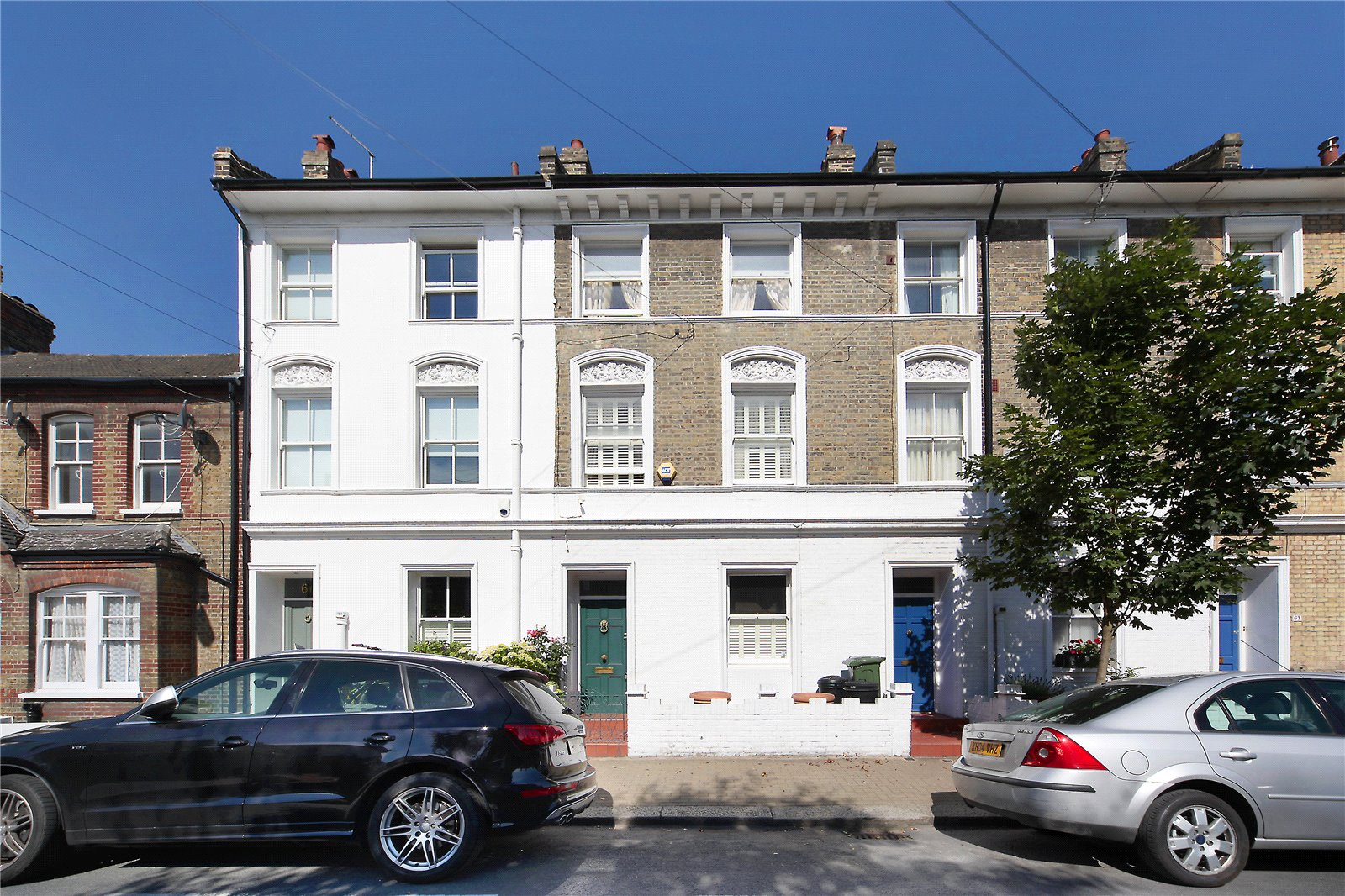 4 Bedroom Terraced House To Rent Tennyson Street London