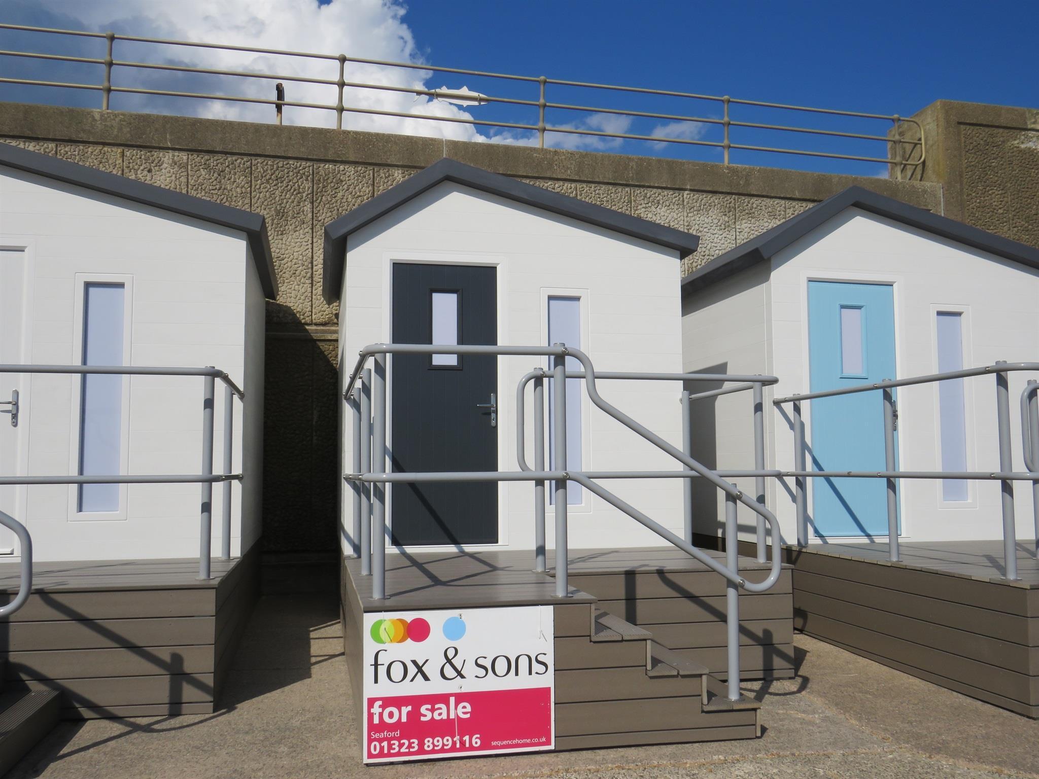 Fox And Sons Seaford Beach Hut