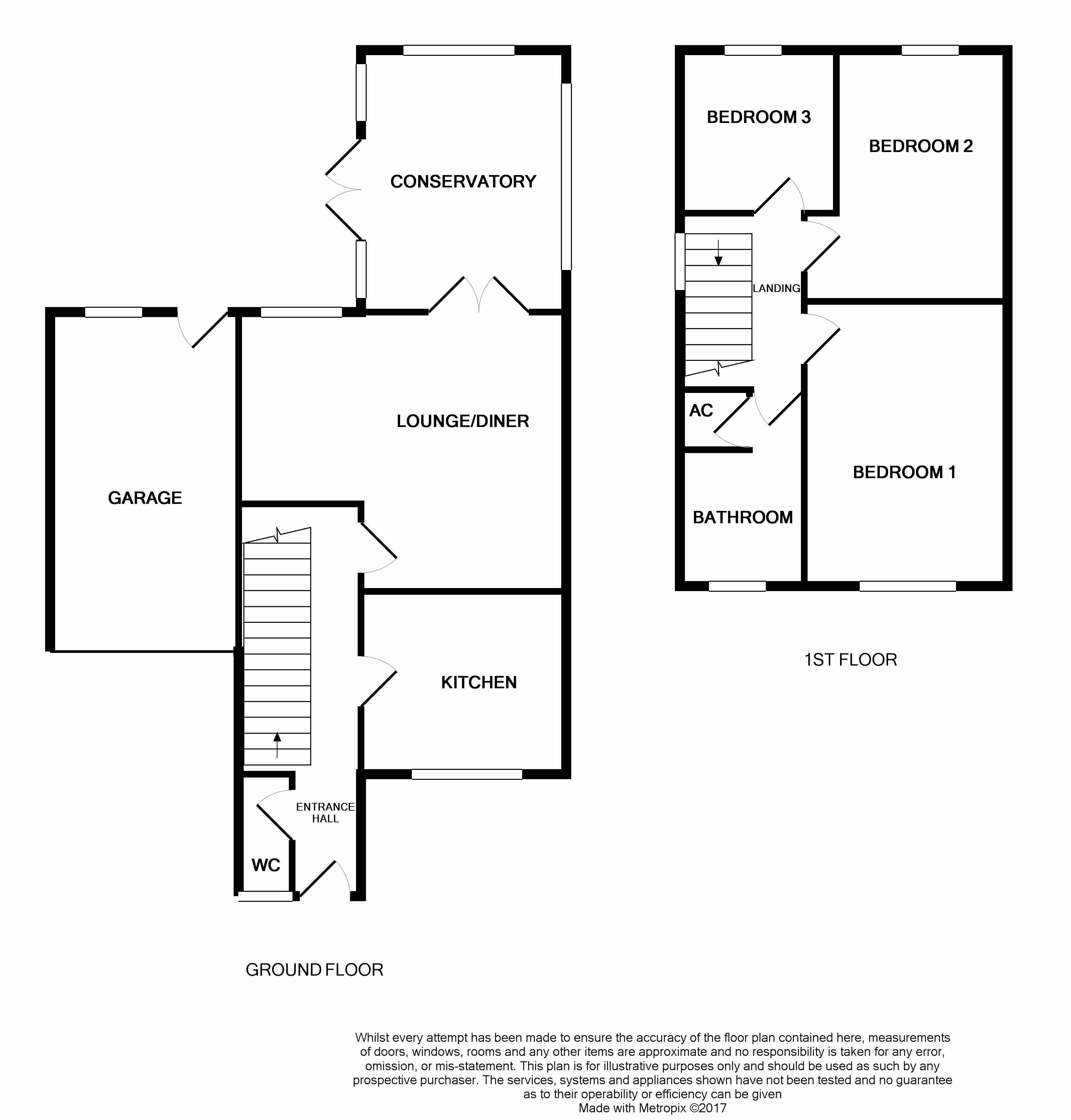 3 bedroom house for sale marlborough crescent gloucester for Marlborough house floor plan