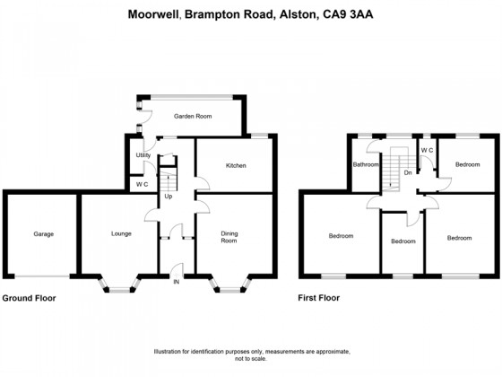 Property For Sale In Soulby Cumbria