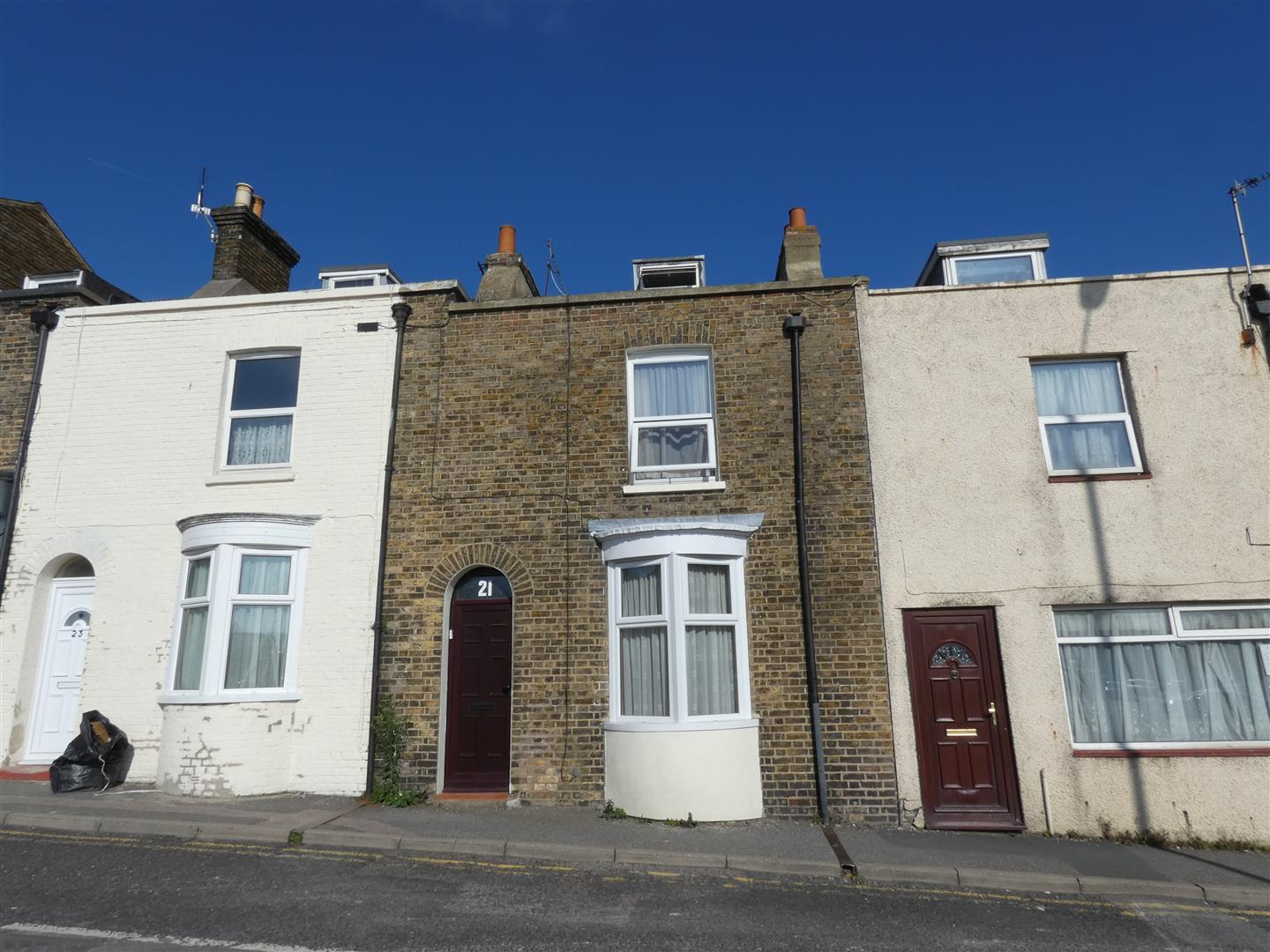 2 Bedroom Terraced House To Rent Chatham Street Ramsgate