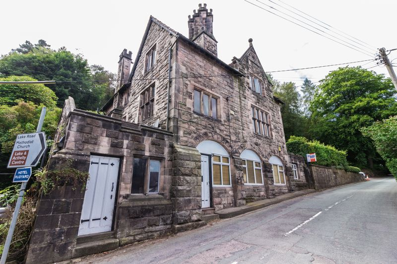 4 Bedroom Country House For Sale Camrose Hill Rudyard Staffordshire St Leek St13 8rl