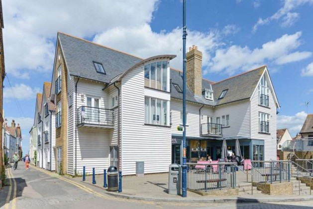 Whitstable Property For Sale Sea View