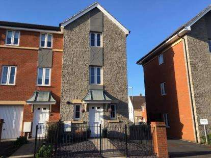 3 bedroom end of terrace house for sale latimer close for 64 rustic terrace bristol ct