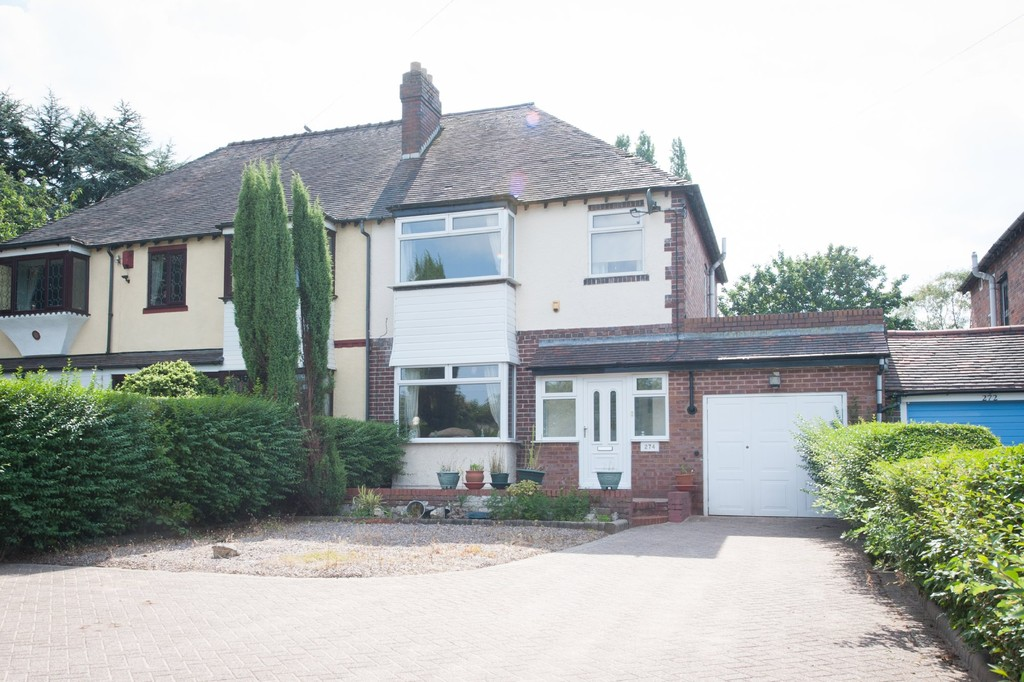3 Bedroom Semi Detached House For Sale Chester Road North