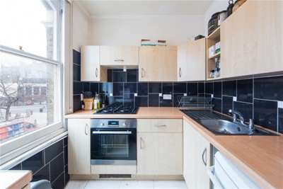 2 bedroom flat to rent edith road brook green w london for Kitchen 482 kensington