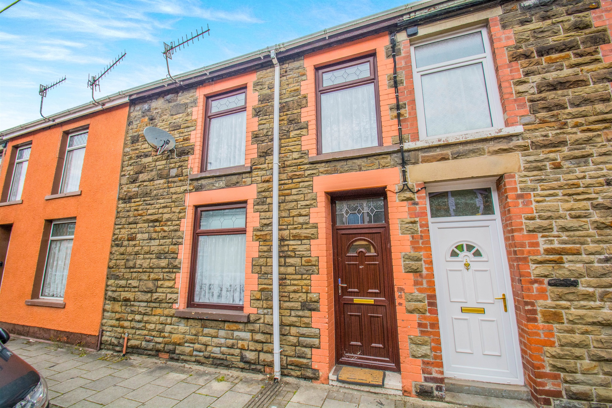 3 bedroom terraced house for sale lewis street pentre cf for Whats a terraced house