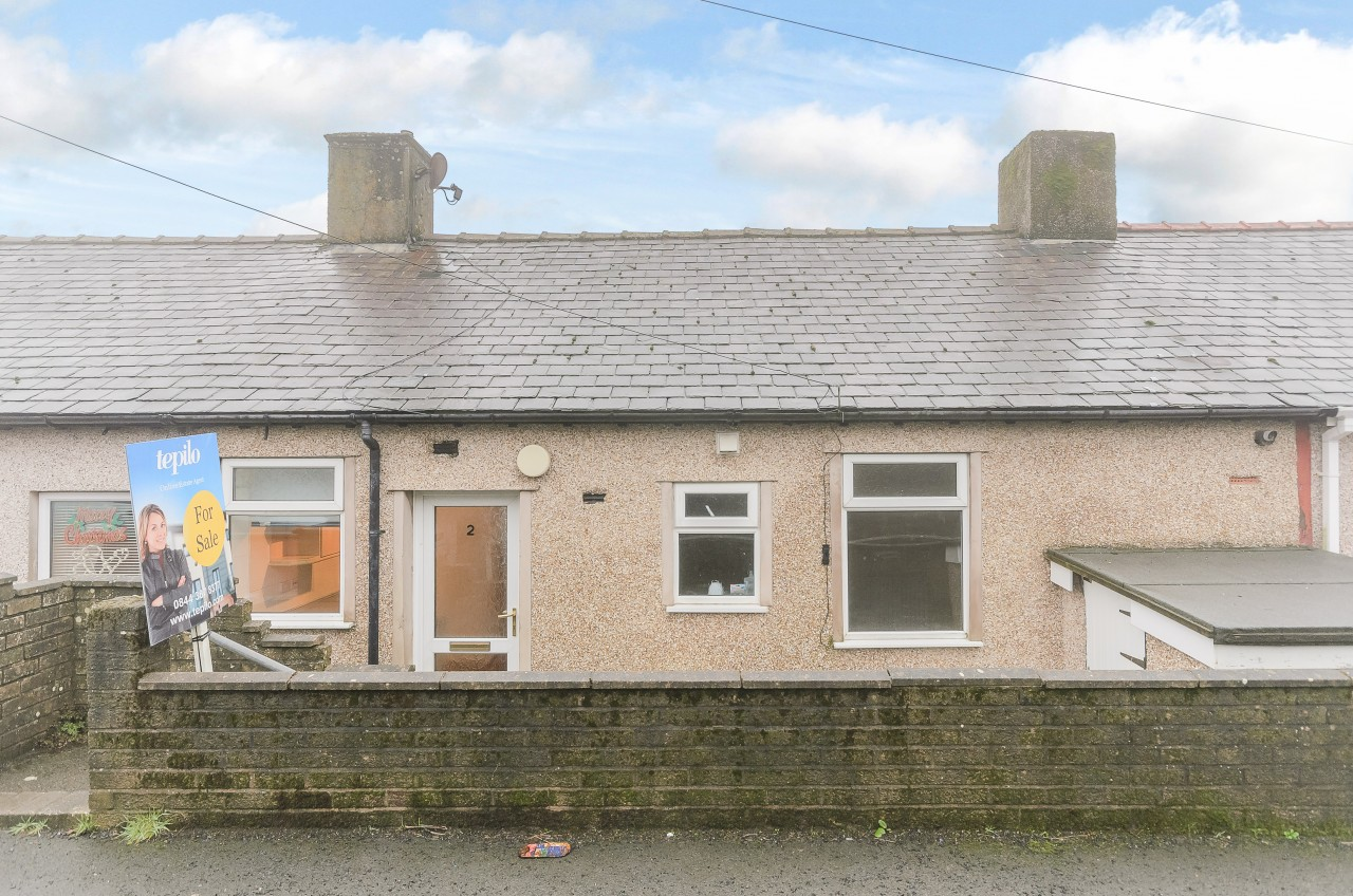 2 bedroom terraced bungalow for sale, Monkwray Cottages
