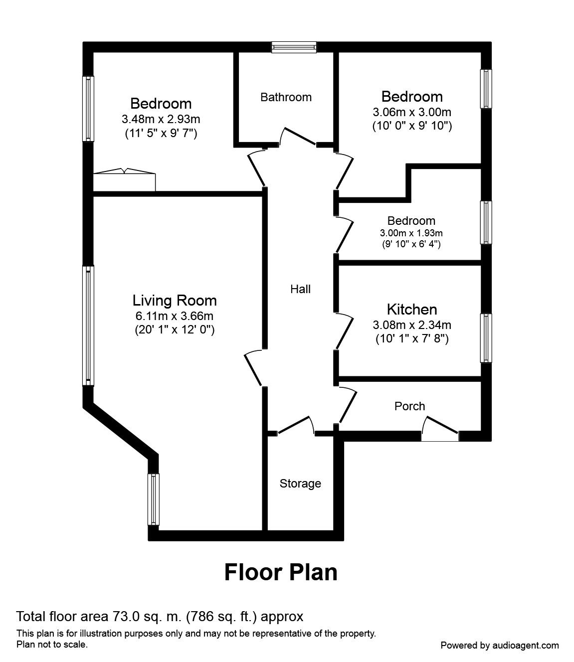 2 bedroom flat to rent ramsay place edinburgh eh eh15 1ja for 15 dunham place floor plans