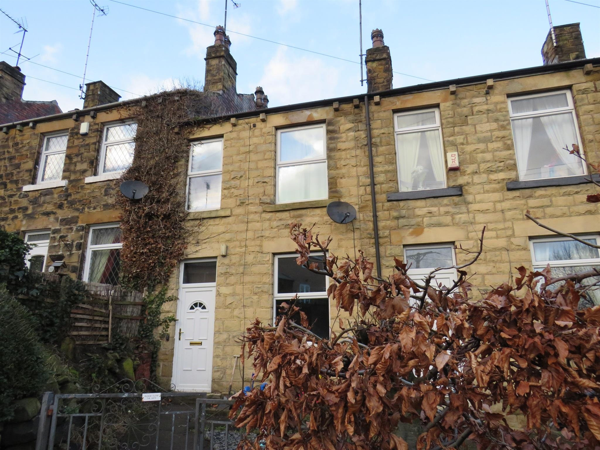 Yorkshire Terrace: 2 Bedroom Terraced House For Sale, Howley Street, Batley