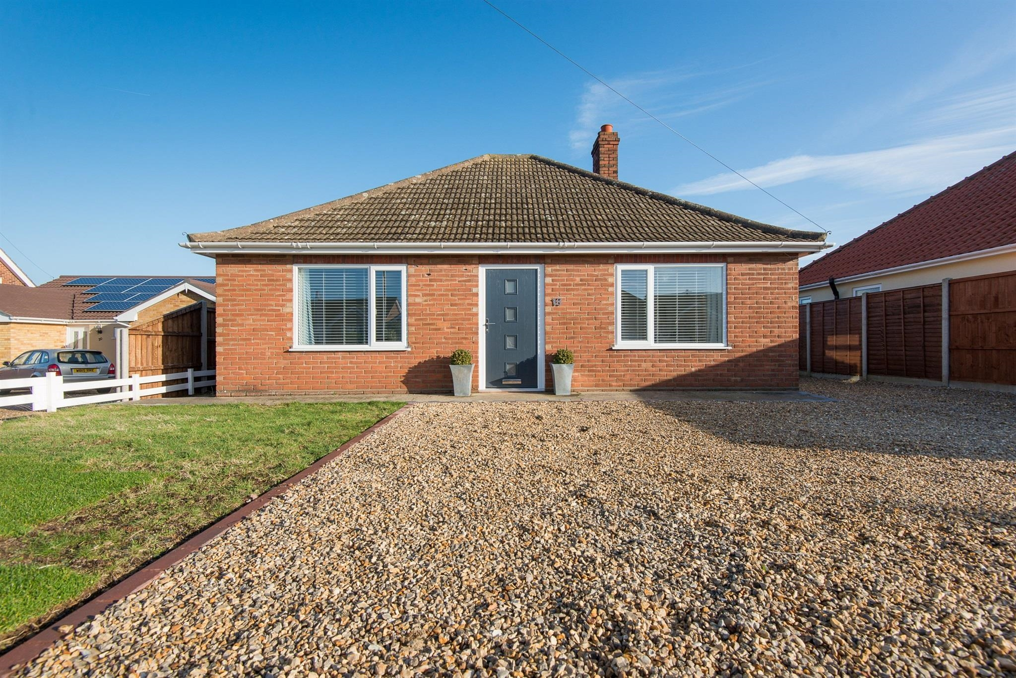 3 Bedroom Detached Bungalow For Sale Delane Road Norwich Nr8 6dl