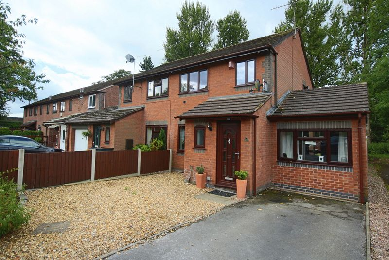 3 Bedroom Semi Detached House For Sale Daltry Way