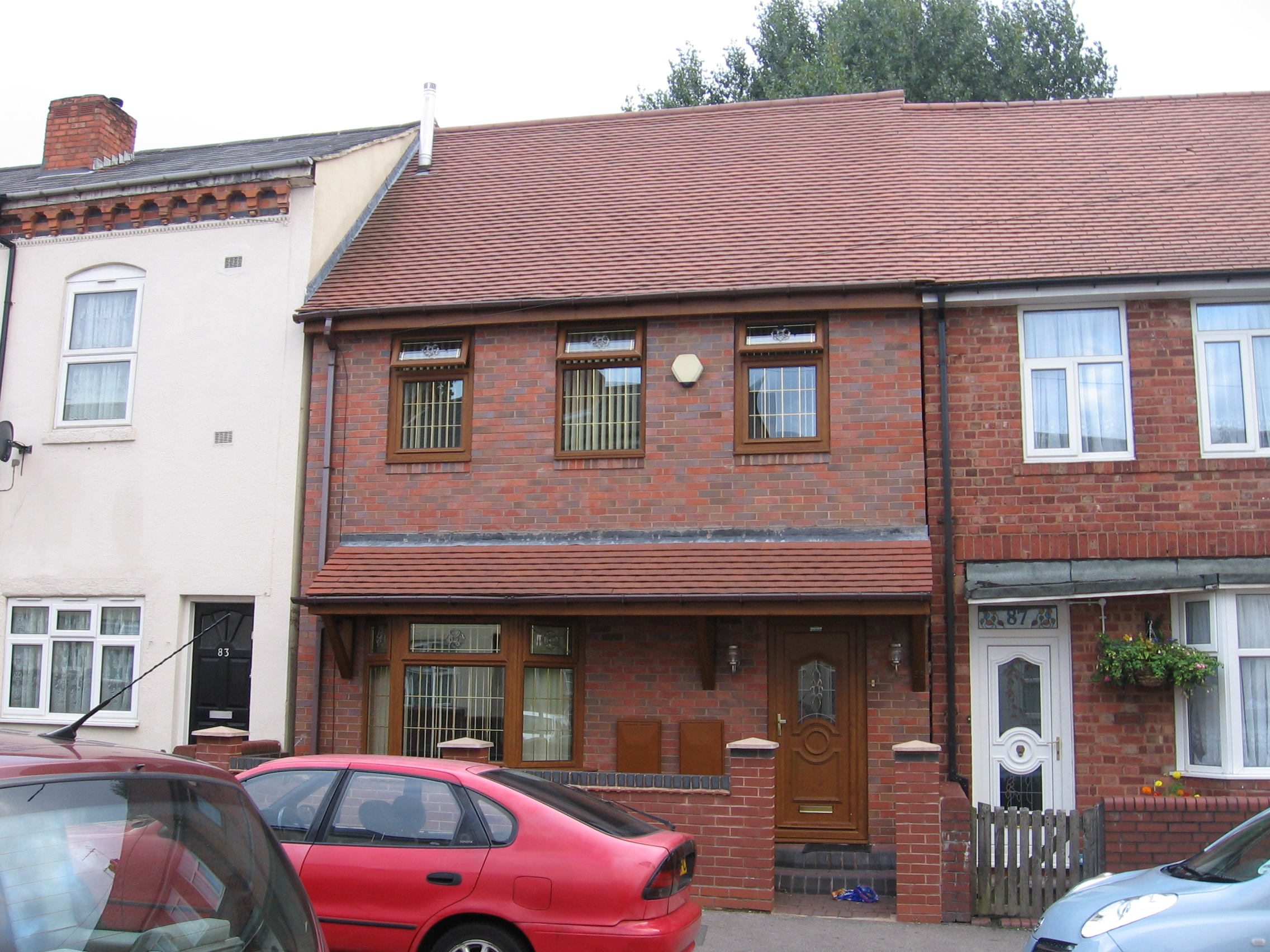 5 Bedroom Terraced House To Rent Wilson Rd Perry Barr Birmingham B B19 1jg
